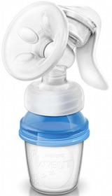 Extractor de leche manual Comfort de Philips Avent